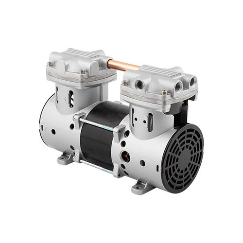 微型无油活塞式真空泵